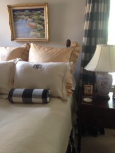 bed pillows - Traditions Interiors-Wilmington, NC