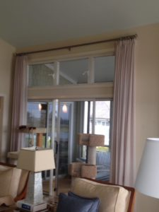 curtains - Traditions Interiors-Wilmington, NC